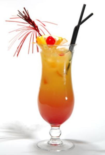 Текила санрайз коктейль рецепт