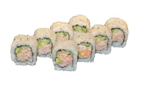 California maki (8 tk)